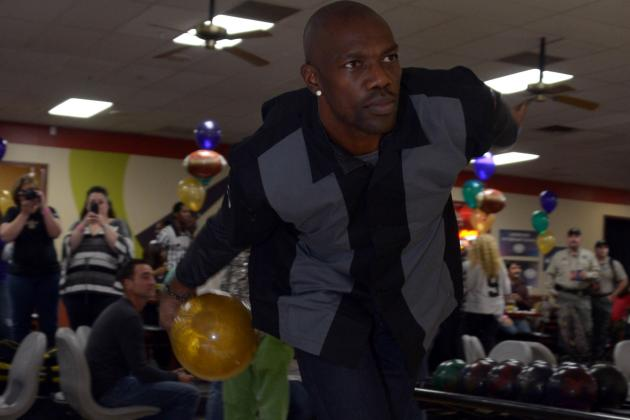 Terrell Owens Embarks Upon New Endeavor as Professional Bowler
