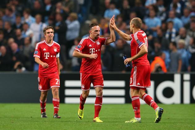 Bundesliga table 2013 week 11 updated standings following matchday 10 bleacher report - Last season bundesliga table ...