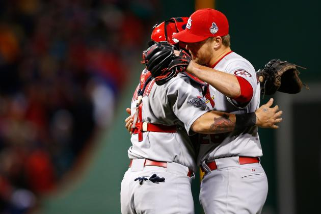 Red Sox vs. Cardinals: Biggest Questions for World Series Teams