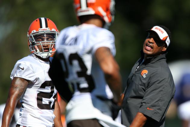 Browns' Ray Horton Vows His Defense Will Be Cookin'