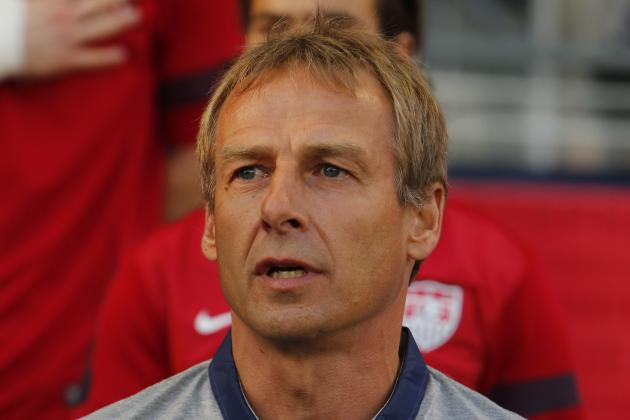 Jurgen Klinsmann: MLS Players with World Cup Aspirations Should Go on Loan