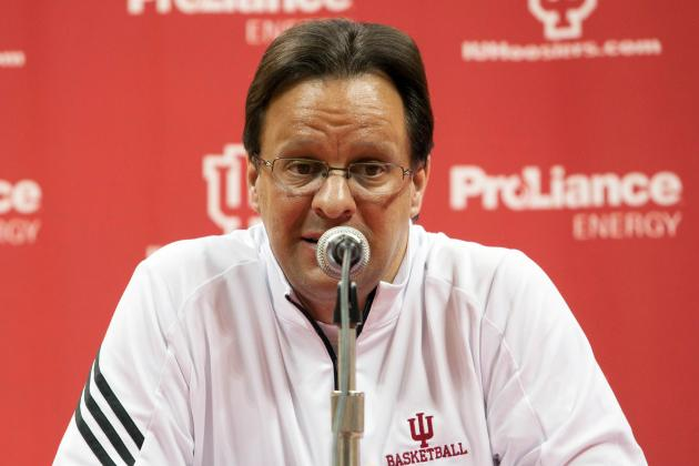 Fischer, Williams Back but Robinson out for IU's First Exhibition