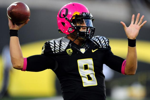 UCLA vs Oregon: Statement Win Will Earn Ducks No. 2 Spot in BCS Rankings