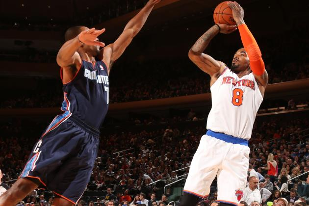 Video: J.R. Smith Nails Buzzer-Beating 3 from Deep