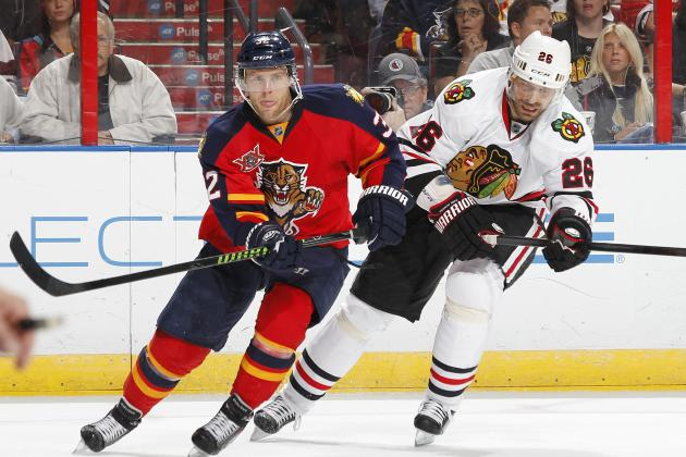 Chicago Blackhawks: What Recent Call-Ups Could Mean for Michal Handzus