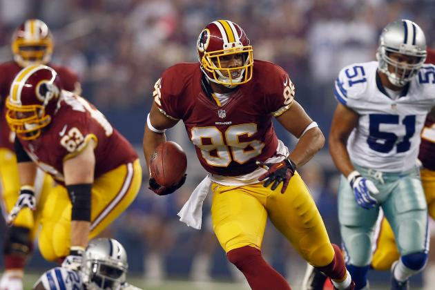 Why Jordan Reed Is a Must-Start Fantasy Tight End
