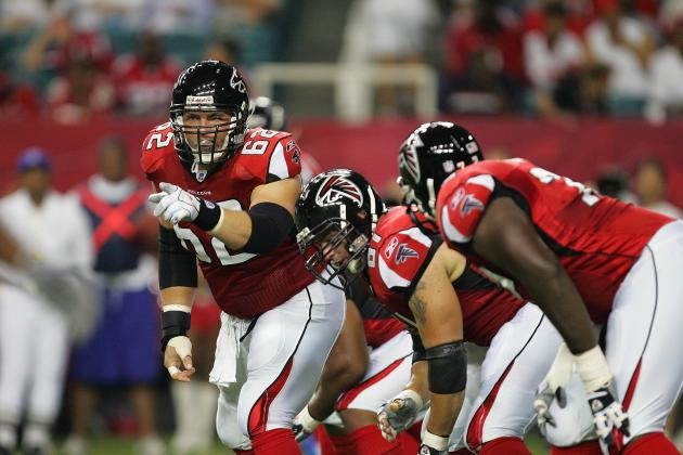 Atlanta Falcons: Breaking Down the Offensive Line's Performance in 2013