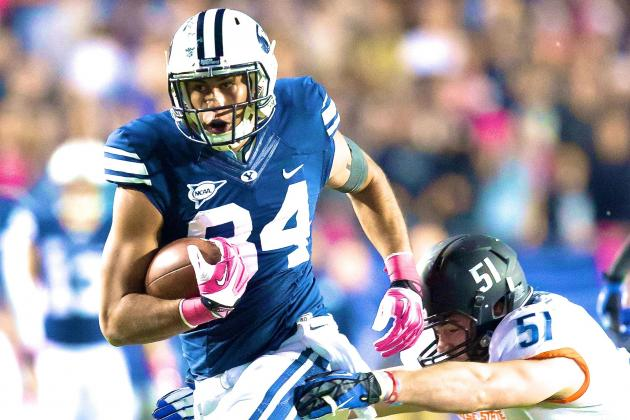 Boise State vs. BYU: Live Score and Highlights