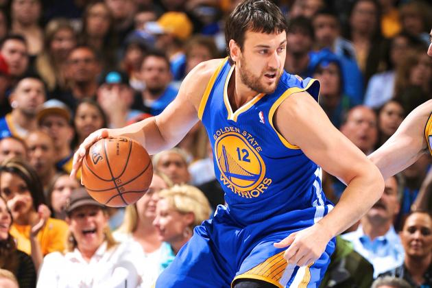Golden State Warriors Taking Huge Risk in Andrew Bogut Deal