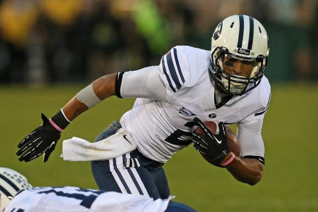 BYU vs. Boise State: Cougars Crush Broncos as Cody Hoffman Sets Receiving Record