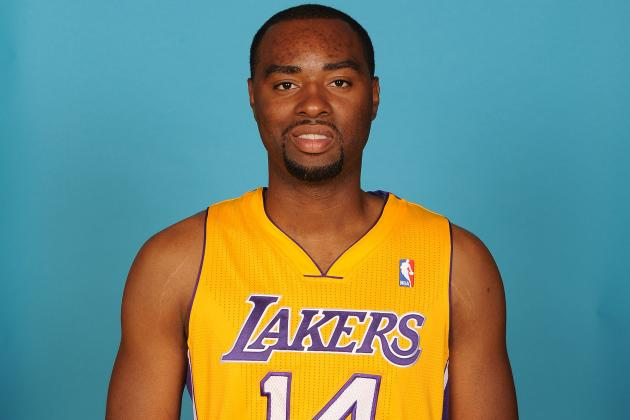 Lakers Waive Forward Marcus Landry