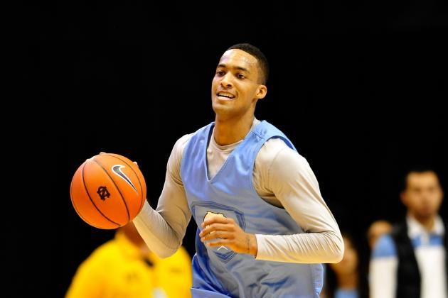 UNC Will Hold Tokoto out of Exhibition Game