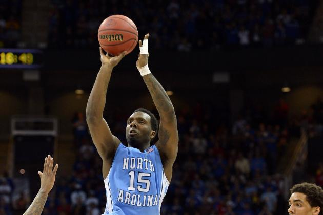 Hairston Shines at UNC's 'Late Night' Party