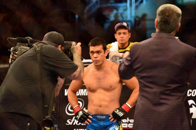 UFC Fight Night 30: Live Blog for Lyoto Machida vs. Mark Munoz