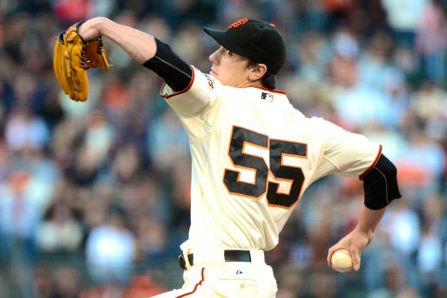 Tim Lincecum and Giants Agree to Terms on 2-Year Contract