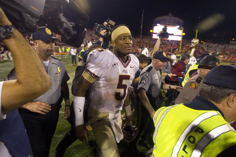 If Jameis Winston Were 2014 Draft Eligible, Where Would He Come off the Board?