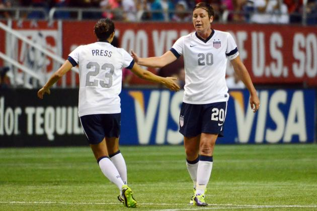 USA vs. New Zealand Women's Soccer: Game 1 Date, Time and Live Stream Info