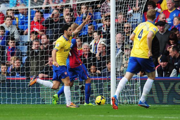 Crystal Palace vs. Arsenal Score, Grades and Post-Match Reaction