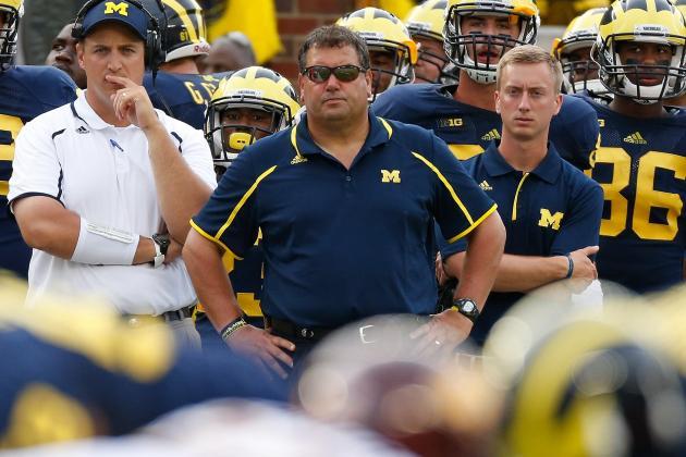 Michigan Bye Week Affords No Rest for Brady Hoke with Spartan Defense Ahead
