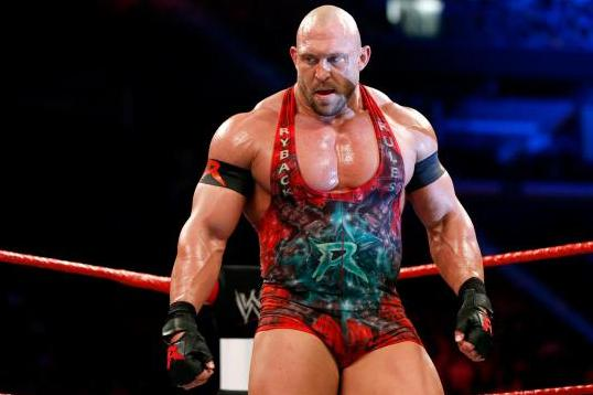 Backstage News on Why Ryback Has Heat with WWE Officials
