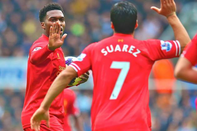 Liverpool vs. West Bromwich Albion: Premier League Live Score, Highlights, Recap