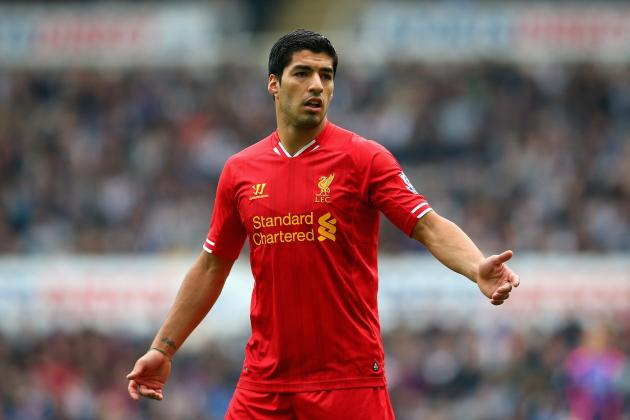 Analyzing Luis Suarez's Performance vs. West Brom