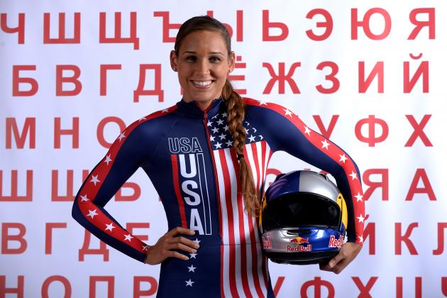 Lolo Jones Named to U.S. Bobsled Team for World Cup