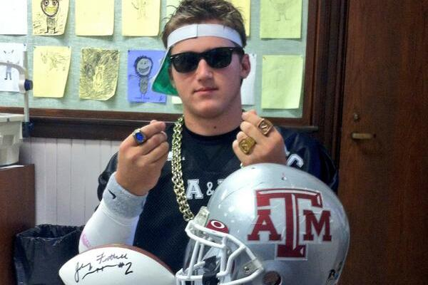 Looking at Early Candidates for Best Johnny Manziel Halloween Costume