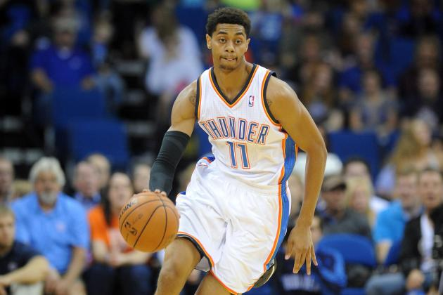 Will Jeremy Lamb Meet Expectations for the Oklahoma City Thunder?