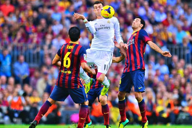 Barcelona vs. Real Madrid: Live Score, Highlights, Recap