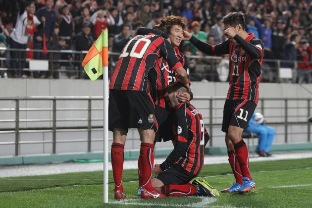 FC Seoul Hold Guangzhou Evergrande to Draw in AFC Champions League Final
