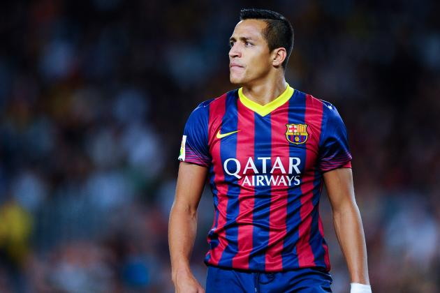 Alexis Sanchez Scores El Clasico Wondergoal for Barcelona vs. Real Madrid