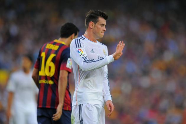 Analyzing Gareth Bale's Performance vs. Barcelona