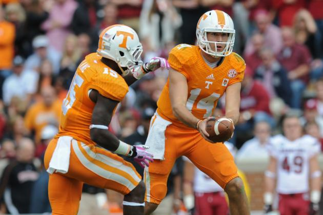 Tennessee vs. Alabama: Live Game Grades and Analysis for the Volunteers
