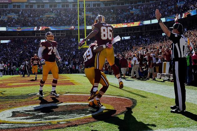 Fantasy Football 2013: Jordan Reed Is a Top-10 Tight End for Rest of Season