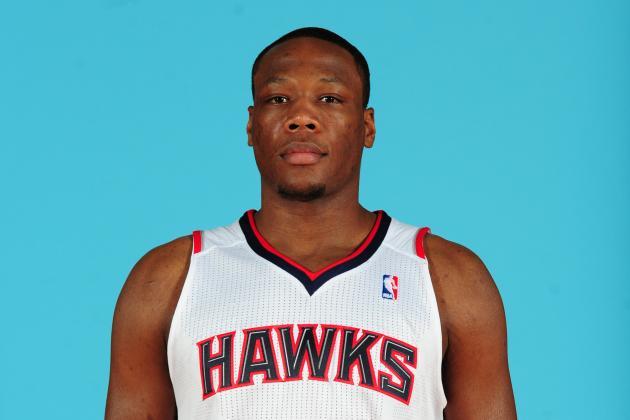 Hawks Waive Eric Dawson