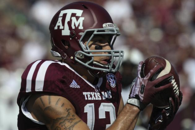 Mike Evans' Updated 2014 NFL Draft Stock After Win over Vanderbilt