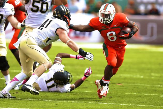 Wake Forest vs. Miami: Score, Grades and Analysis as Canes Survive Near Upset
