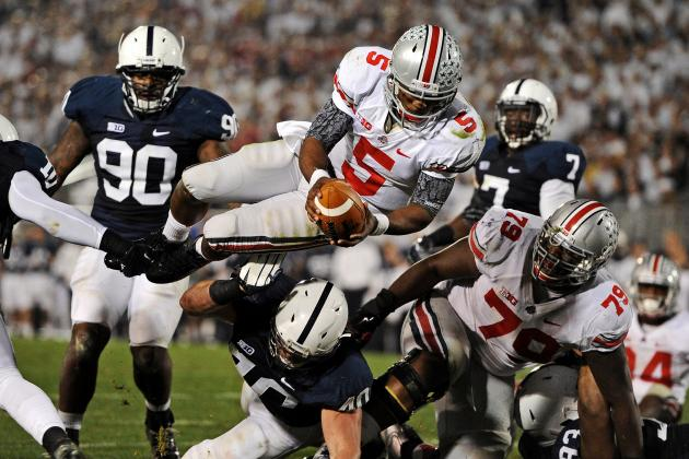 Penn State vs. Ohio State: Live Game Grades and Analysis for the Buckeyes