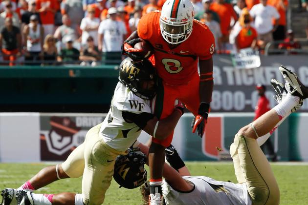 Miami's Post-Sanctions Win over Wake Forest Way More Impressive Than It Seems
