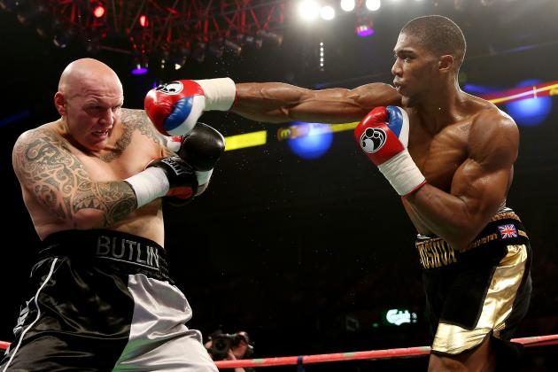 Anthony Joshua vs. Paul Butlin: Winner, Scorecard and Analysis