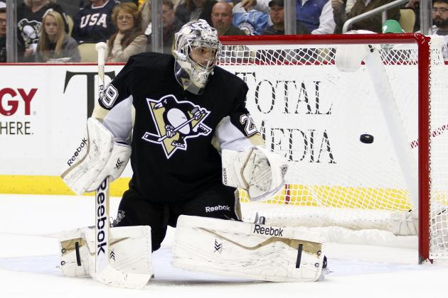 Fleury to Start; Bortuzzo Scratched