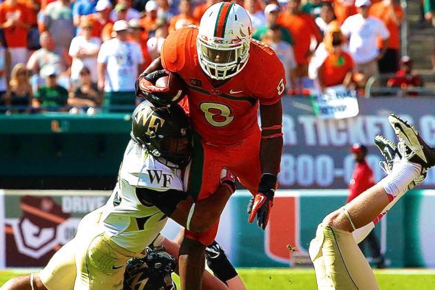 Big Picture? Miami Is Unbeaten. Bigger Picture? Here Comes Florida State