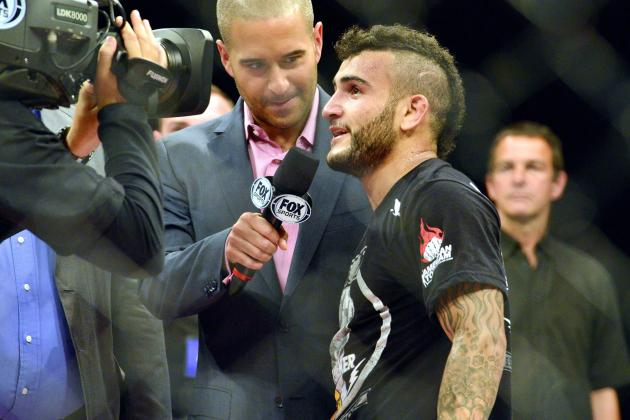 UFC Fight Night 30: What We Learned from Phil Harris vs. John Lineker