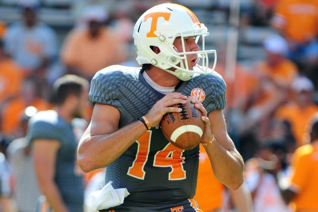 Justin Worley Injury: Updates on Tennessee QB's Thumb, Likely Return Date