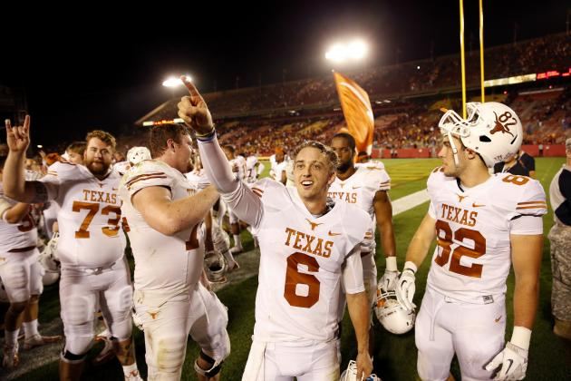 Texas vs. TCU: Live Score and Highlights