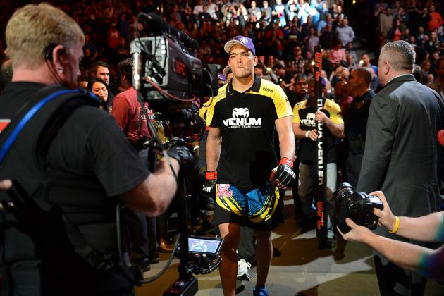 Machida vs. Munoz Results: The Dragon Enters Title Picture After KO Victory