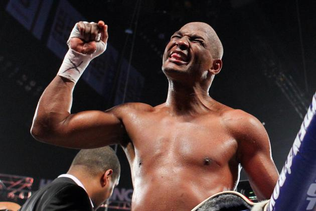Bernard Hopkins Continues to Defy Logic Heading into Bout vs. Karo Murat