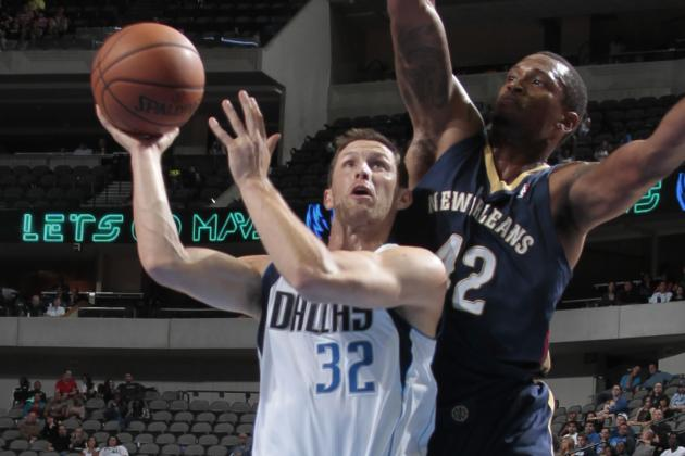 Mavericks Waive Mickey McConnell