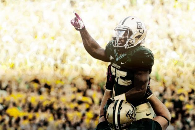 Baylor vs. Kansas: Live Score and Highlights